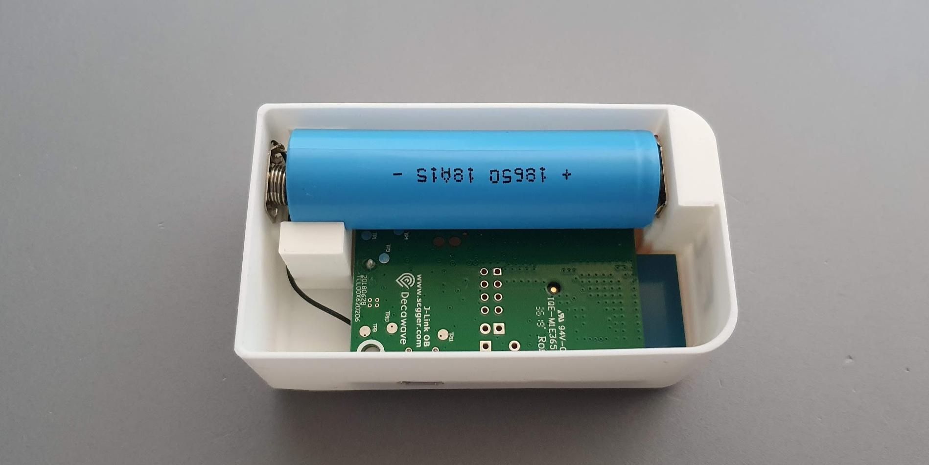 08a u w b 18650 battery