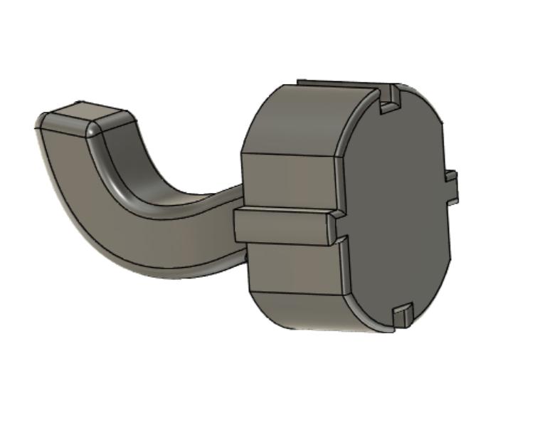 18 wall socket hook cover