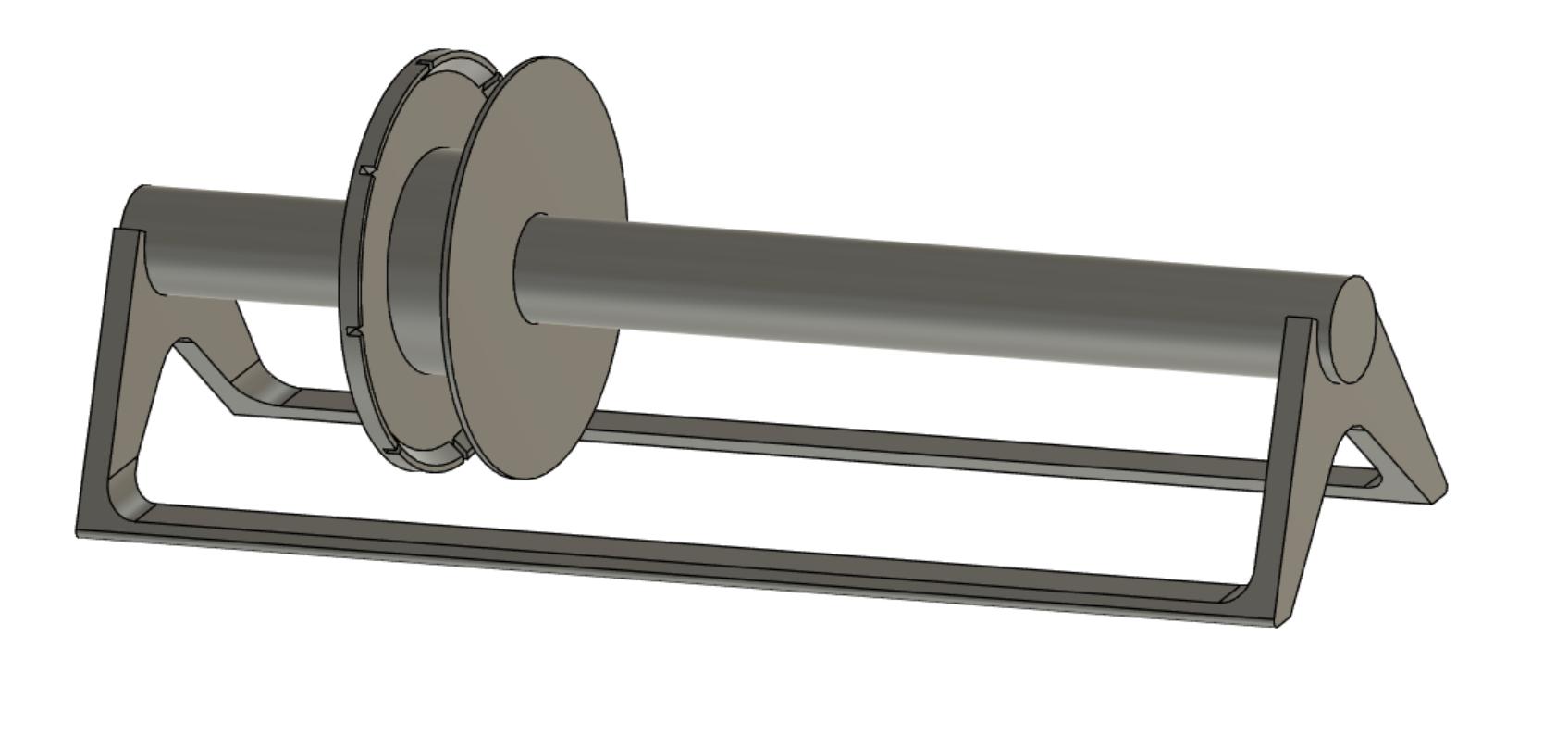 23 wire spool