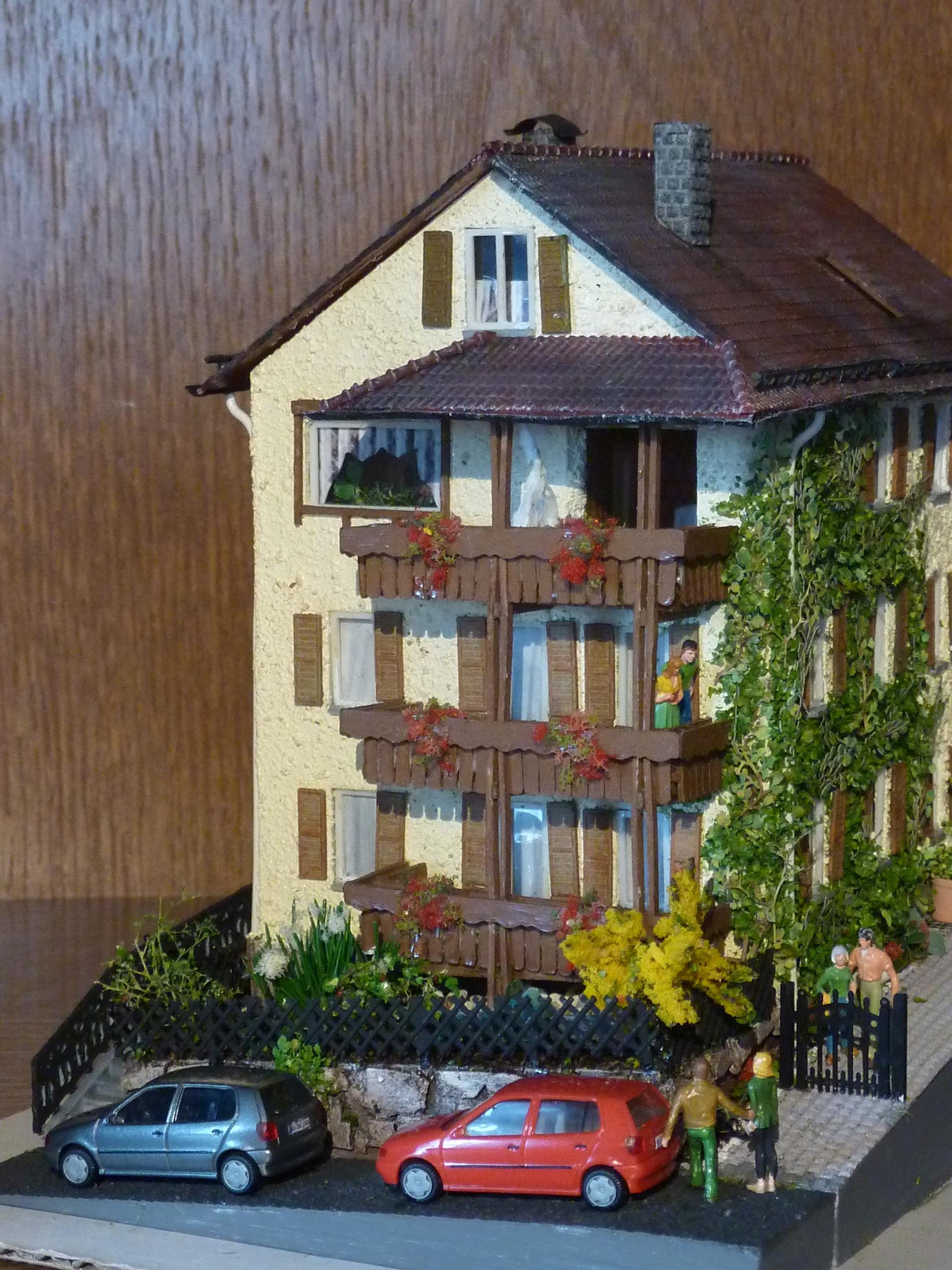 02 model house